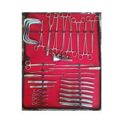 Speedway Stainless Steel D & C Set, for Gynae