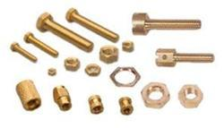 MS, SS Brass Nuts & Bolts, For AS APPLICABLE