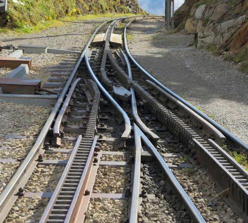 40lbs Narrow Gauge Rail Track