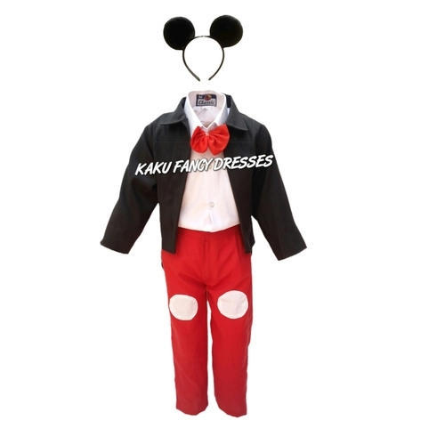 Kids Mickey Mouse Costume  sc 1 st  IndiaMART & Kids Mickey Mouse Costume at Rs 1200 /piece | Cartoon Costumes | ID ...