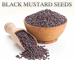 Brown Black Mustard Seeds