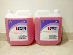 Klorex Kleen Disinfectant Floor Cleaner