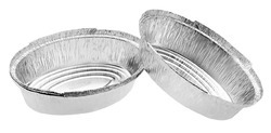 Paramount 600 Ml Oval  Foil Container