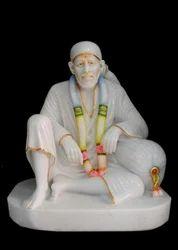 Dwarkamai Marble Statue