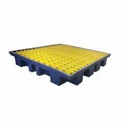 Spillage Plastic Pallet