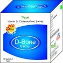 D-Bone Sachet Vitamin D3 Sachet