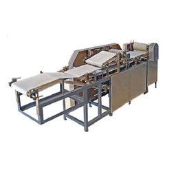 Papad Roller Sheeter Machine