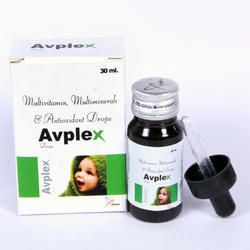 Monark Biocare Avplex Multivitamin Multimineral Antioxidant Drops With Monocar, 30 Ml