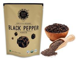 Black Pepper Powder Packaging