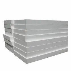 White Slab 2 Inch EPS Thermocol Sheet