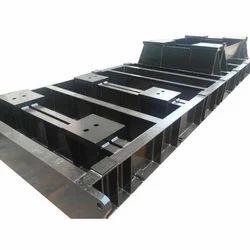 Sheet Metal Skid Base Frame