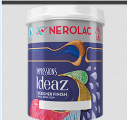 Nerolac Paint Impressions Ideaz Paint