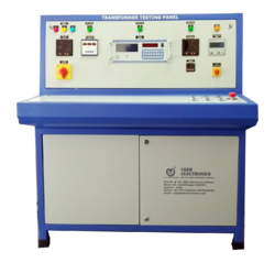 VEER Three Phase Transformer Test Panel