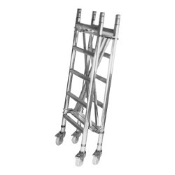 Aluminium Alloy Folding Scaffolding