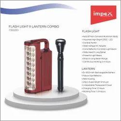 Flash Light & LED Lantern Combo (CB 2283)