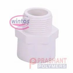 UPVC Male Adaptor