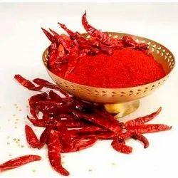 Natural Red Chili Powder