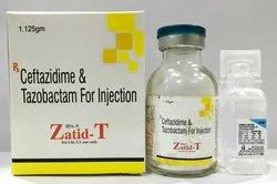 Ceftazidime & Tazobactam Injection
