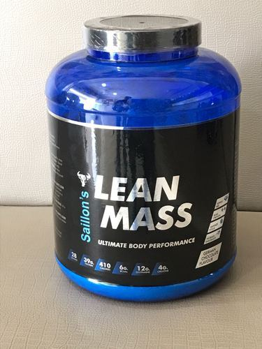 Saillon' S Lean Weight Gainer Powder, Packaging Type: Plastic Container / Jar, Age Group: Eighteen Plus