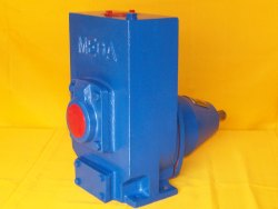MSP Series Self Priming Non Clog Pumps