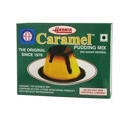 Harnik Caramel Instant Food Pudding Mix