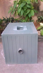 FRP Sewage Tank For Toilets