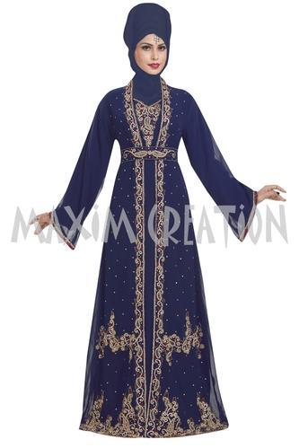 Moroccan Wedding Gown With Unique Design