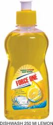 Force One Utensil Cleaner (Dish Wash), Packaging Type: Plastic Bottle, Pack Size: 250 Ml