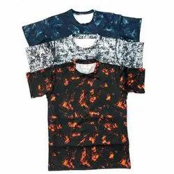 Men Round Neck Dri Fit T Shirt