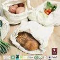 Gots Organic Cotton Produce Bag