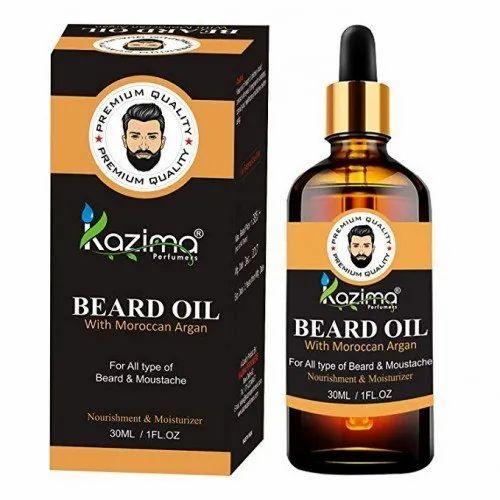 Kazima Beard And Mustache Oil