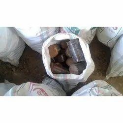 Round White Coal Briquettes