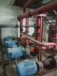 Carbon Steel Fire Hydrants