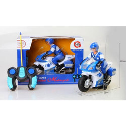 Remote Motorcycle Toy