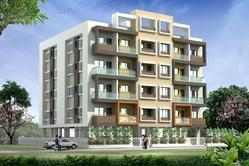 1 & 2 BHK Flats, Size/ Area: 750