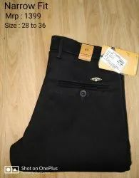 Narrow Fit Trouser