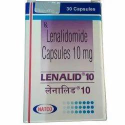 Lenalidomide Blood Cancer Lenalid Capsules, Natco, Prescription