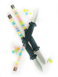 UNCLE TOYS Mixed Knife Candy, Packaging: Packet