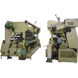 Semi-Automatic Karl Mayer Warp Knitting Machine