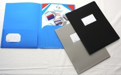 Twin Pocket Presentation Folder