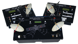 Satellite Communication Trainer