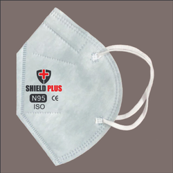 SHEILD PLUS N95/KN95 Face Mask