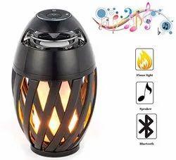 Smart LED Flame Wireless Speaker