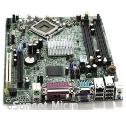 Dell Optiplex 960 SFF Motherboard-0G261D,G261D Socket LGA775