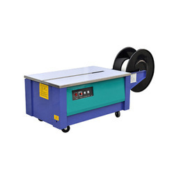 Semi Automatic Low Table Strapping Machine