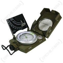 Physilab Clinometer Compass for Laboratory, Packaging Type: Box