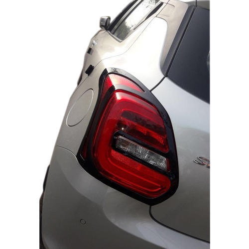 Stainless Steel Chrome Tail Light Cover For Cars