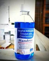 Effective Hand Sanitizers