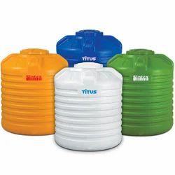 Titus Water Tank, Capacity: 500 - 2000 L