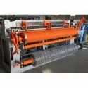 Welded Wire Mesh Fencing Machine
